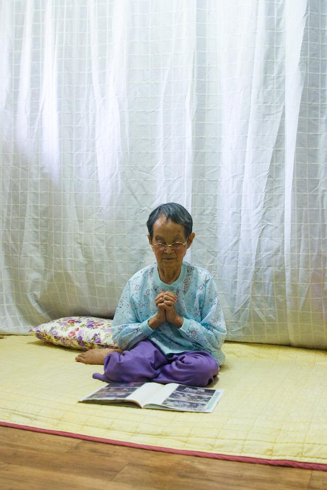 05. The prayer #05, 2010
