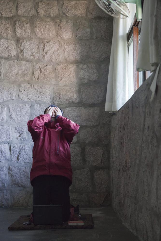 14. The prayer #17, 2010
