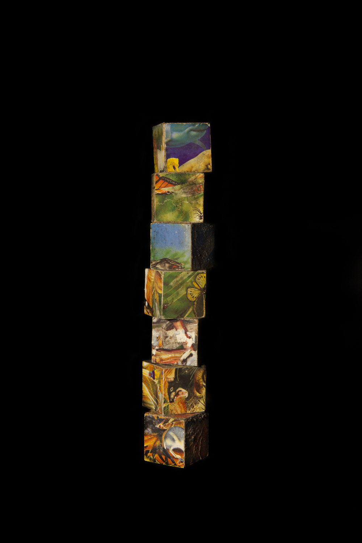 MNEMONIC - MNEMONIC#5,pigment print,50.8x60.96cm,2018